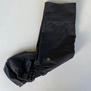 Lululemon Ebb and Flow Capri Pants